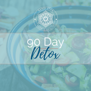Sandi Star | 90 Day Detox Program