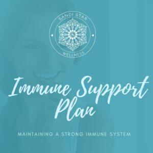 Immune Support Plan
